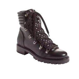 Louboutin Madd combat boots